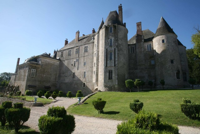 Castle of Meung-sur-Loire