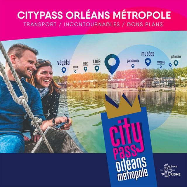 CityPass Orléans Métropole